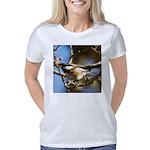 Chickadee in Tree Women's Classic T-Shirt