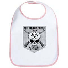 Zombie Response Team: Oceanside Division Bib