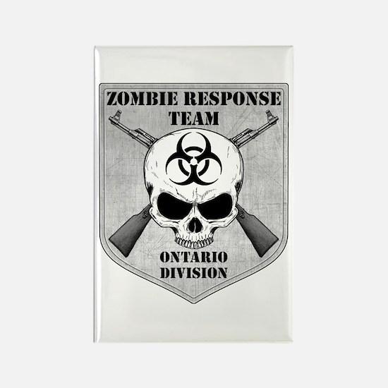 Zombie Response Team: Ontario Division Rectangle M