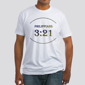 Down Syndrome Fitted T-Shirt