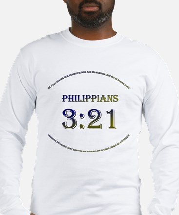 Down Syndrome Long Sleeve T-Shirt