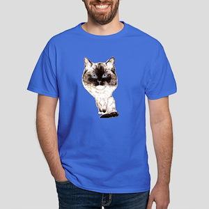 Ragdoll Caricature Dark T-Shirt