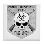 Zombie Response Team: Providence Division Tile Coa