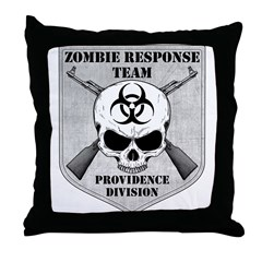 Zombie Response Team: Providence Division Throw Pi