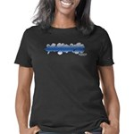 hibiscus_CPDark Women's Classic T-Shirt