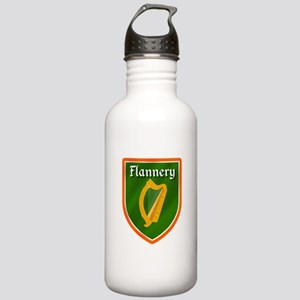Flannery Family Crest Stainless Water Bottle 1.0L