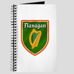 Flanagan Family Crest Journal