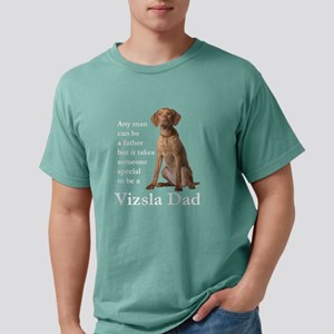 Vizsla Dad Mens Comfort Color T-Shirts