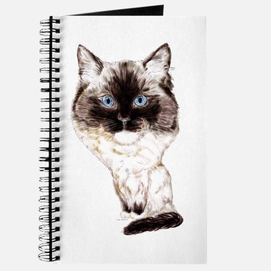 Ragdoll Caricature Journal