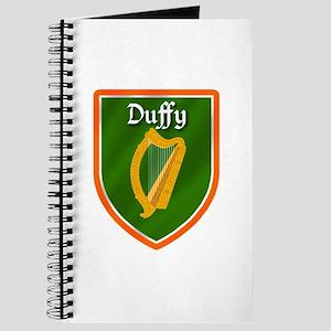 Duffy Family Crest Journal