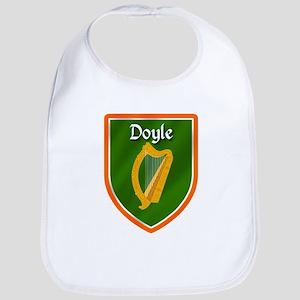 Doyle Family Crest Bib