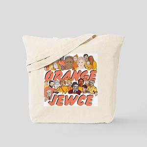 Jewish Orange Jewce Tote Bag