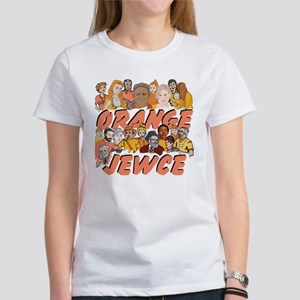 Jewish Orange Jewce Women's T-Shirt