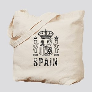 Vintage Spain Tote Bag
