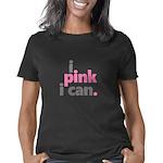 I Pink I Can Women's Classic T-Shirt