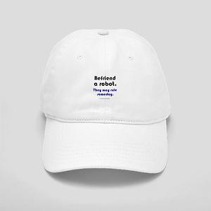 """""""Befriend A Robot"""" Cap"""