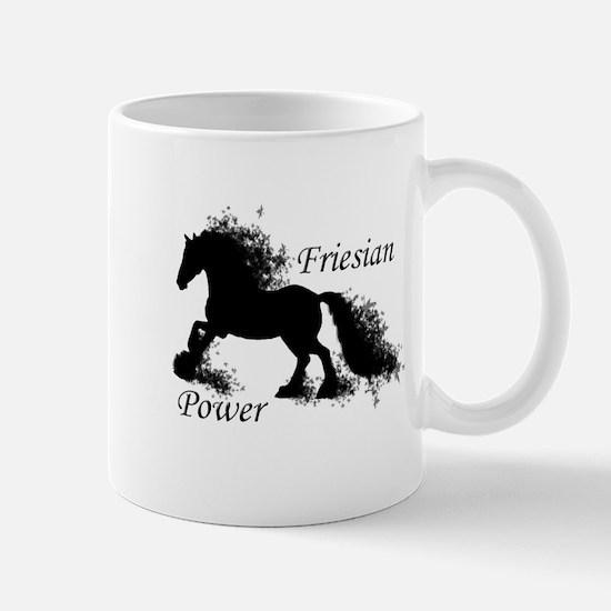 Friesian Power Mug