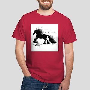 Friesian Power Dark T-Shirt