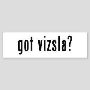 GOT VIZSLA Sticker (Bumper)