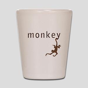 Classic Monkey Shot Glass