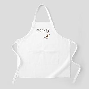 Classic Monkey Apron