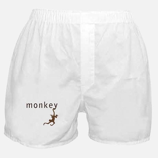 Classic Monkey Boxer Shorts