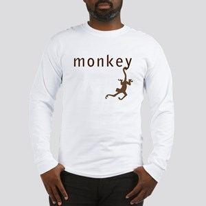 Classic Monkey Long Sleeve T-Shirt