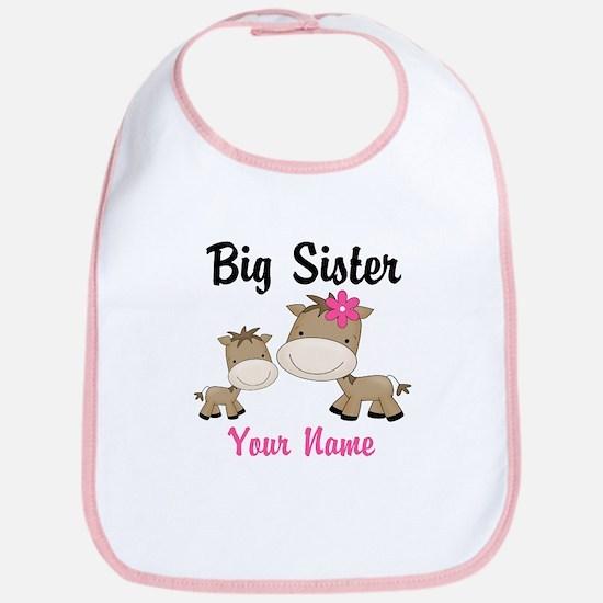 Big Sister Horse Bib