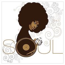 Soul III Wall Art Poster