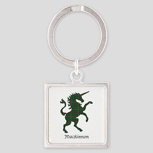 Unicorn-MacKinnon hunting Square Keychain