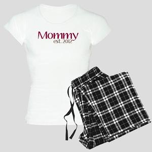 New Mommy 2012 Women's Light Pajamas
