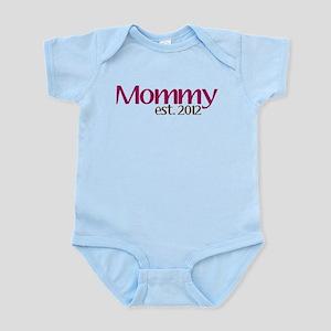 New Mommy 2012 Infant Bodysuit