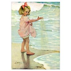 By The Ocean Wall Art Poster