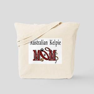 Australian Kelpie Mom Tote Bag