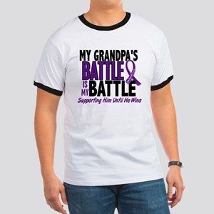 My Battle Too Pancreatic Cancer Ringer T