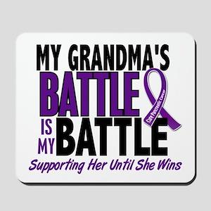 My Battle Too Pancreatic Cancer Mousepad