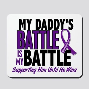 My Battle Too Pancreatic Cancer Mousepad