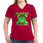 Women's Cheese Strong T-Shirt