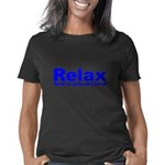 relax blue Women's Classic T-Shirt