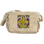 Generic Fleur De Lis 2012 Messenger Bag