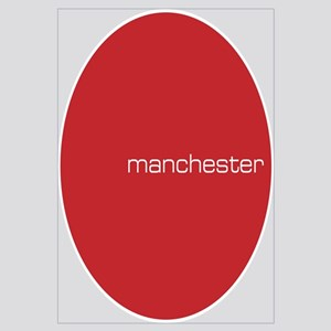 MANCHESTER RED Wall Art