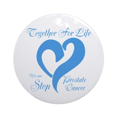 prostate cancer ornaments cafepress