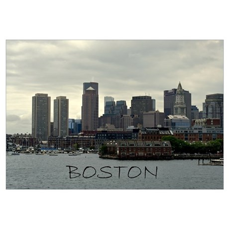 Boston Wall Art