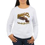 SAAAUCE 1 Women's Long Sleeve T-Shirt