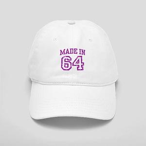 Made in 64 Cap