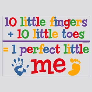 Fingers and Toes Wall Art