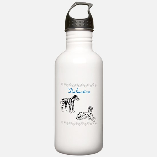 Dalmatian Water Bottle