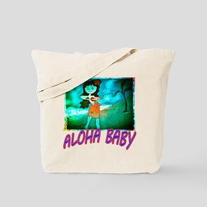 Aloha Baby Tote Bag