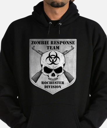 Zombie Response Team: Rochester Division Hoodie