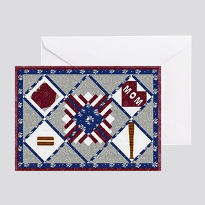 4th of July Quilt Greeting Cards (Pk of 10)